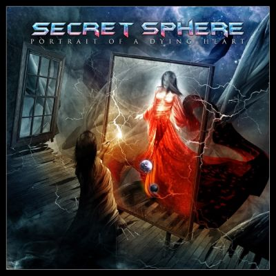 Secret Sphere - Portrait of a Dying Heart cover art