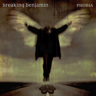 Breaking Benjamin - Phobia cover art