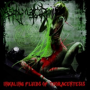 Asphyxiator - Inhaling Fluids of Thoracentesis