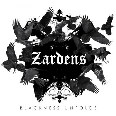 Zardens - Blackness Unfolds