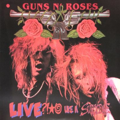 Guns N' Roses - Live ?!*@ Like a Suicide