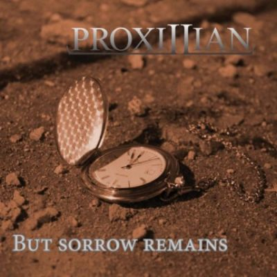 Proxillian - But Sorrow Remains cover art