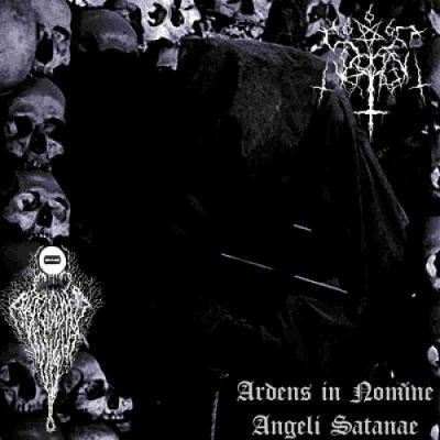Abandoned by Light / Scorge - Ardens in Nomine Angeli Satanae