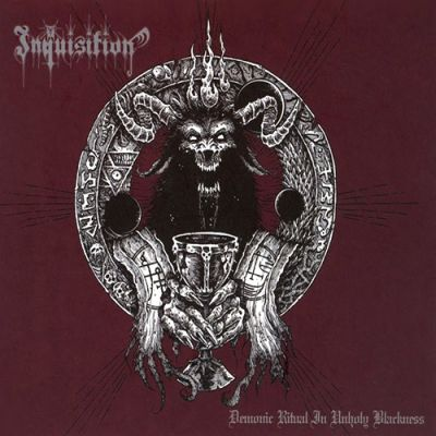 Inquisition - Demonic Ritual in Unholy Blackness