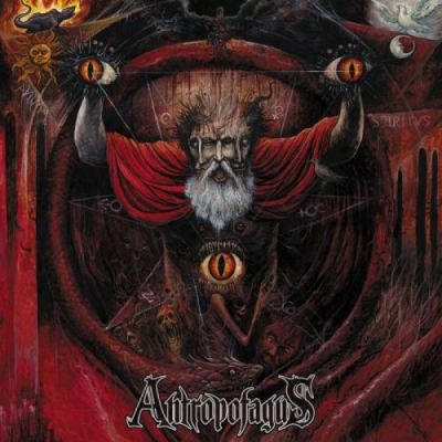 Antropofagus - M.O.R.T.E. - Methods of Resurrection Through Evisceration
