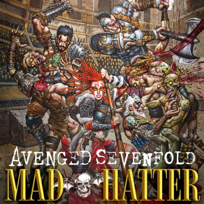 Avenged Sevenfold - Mad Hatter