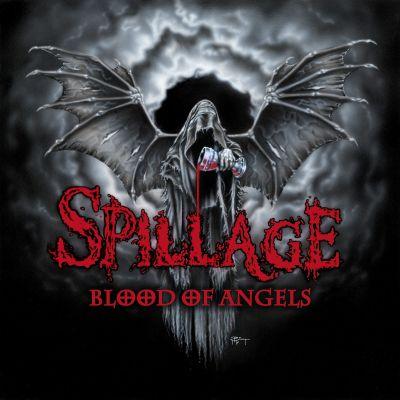 Spillage Blood Of Angels Album Lyrics Metal Kingdom