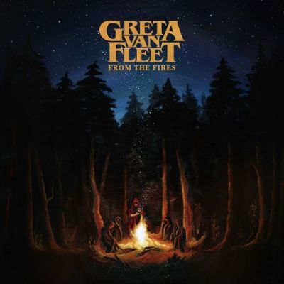 Greta Van Fleet - From the Fires