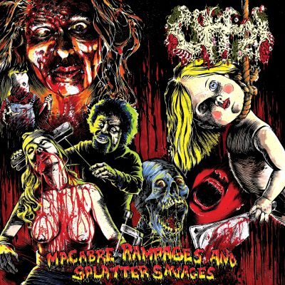 Offal - Macabre Rampages and Splatter Savages