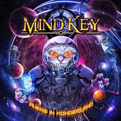Mind Key - MK III - Aliens in Wonderland