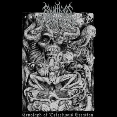 Sempiternal Dusk Cenotaph Of Defectuous Creation Album