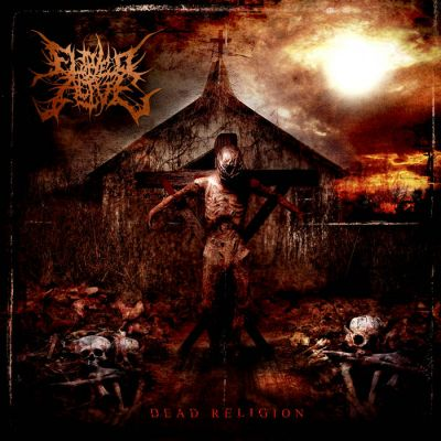 Flayed Alive - Dead Religion