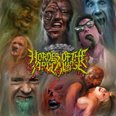 Hordes of the Apocalypse - Bring Us Back to Tromaville High