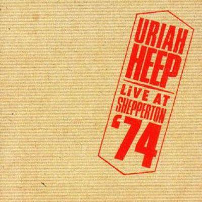 Uriah Heep Live At Shepperton 74 Live Metal Kingdom