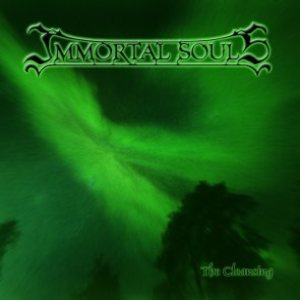 Immortal Souls - The Cleansing cover art
