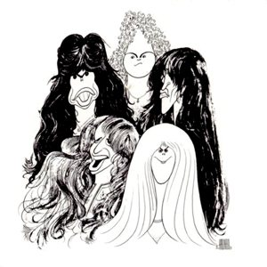 Aerosmith - Draw the Line cover art