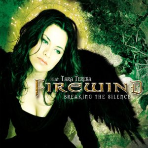 Firewind - Breaking the Silence cover art
