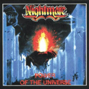 Nightmare - Power of the Universe cover art