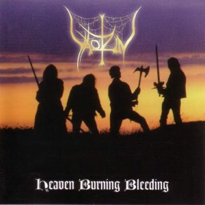 Yaotzin - Heaven burning bleeding