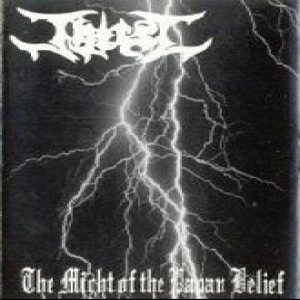 Thirst - The Might of the Pagan Belief cover art