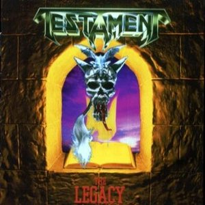 Testament - The Legacy cover art