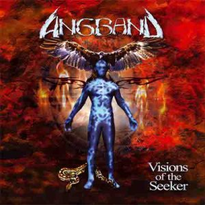 Angband - Visions of the Seeker cover art