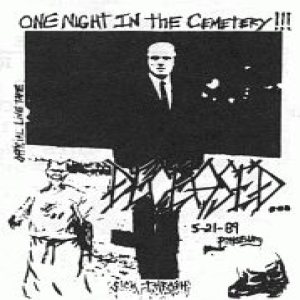 Deceased - One Night in the Cemetary!!! cover art
