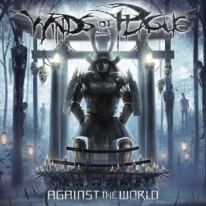 Winds of Plague - Against the World cover art