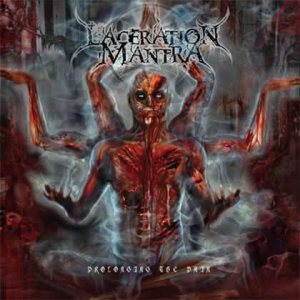 Laceration Mantra - Prolonging the Pain cover art
