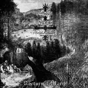 Darkened Nocturn Slaughtercult - Nocturnal March cover art
