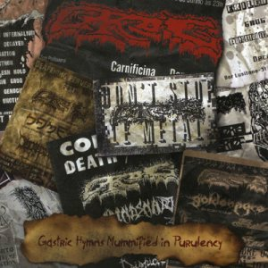 Grog - Gastric Hymns Mummified in Purulency cover art