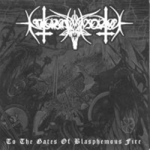 Nokturnal Mortum - To the Gates of Blasphemous Fire cover art
