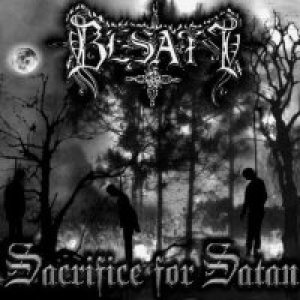 Besatt - Sacrifice for Satan cover art