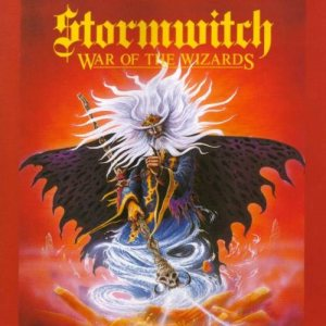 Stormwitch - War of the Wizards cover art