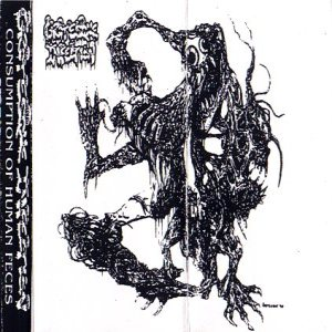 Grotesque Infection - Consumption of Human Feces cover art