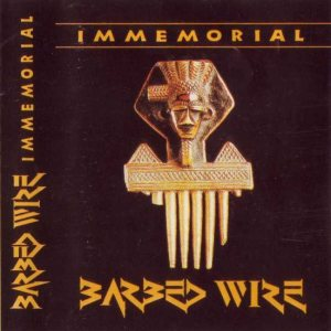 Barbed Wire - Immemorial cover art