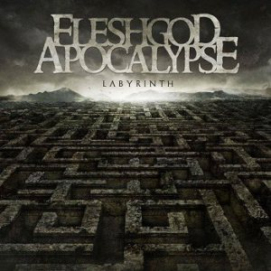 Fleshgod Apocalypse - Labyrinth cover art