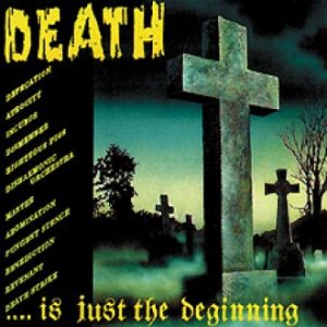 Nuclear Blast - Death... Is Just the Beginning cover art