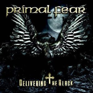 Primal Fear - Delivering the Black cover art