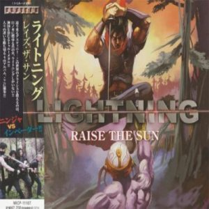 Lightning - Raise the Sun cover art