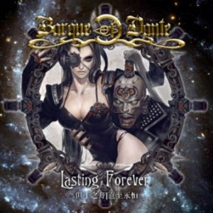 Barque of Dante - Lasting Forever cover art