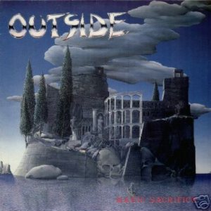 Outside - Magic Sacrifice cover art