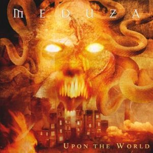 Meduza - Upon the World cover art