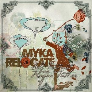 Myka, Relocate - Self Portrait as a Frozen Father cover art