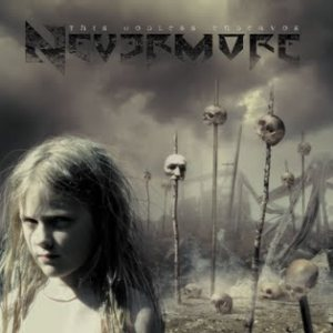 Nevermore - This Godless Endeavor cover art