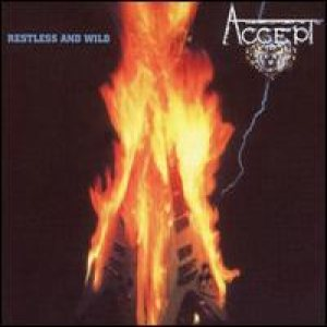 Accept - Restless and Wild cover art