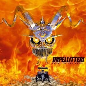 Impellitteri - Pedal to the Metal cover art