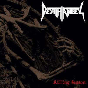Death Angel - Killing Season cover art