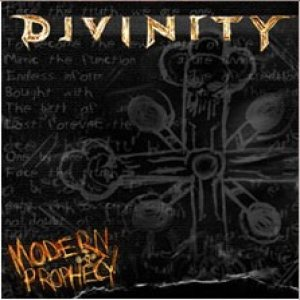 Divinity - Modern Prophecy cover art