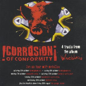Corrosion of Conformity - King of the Rotten cover art